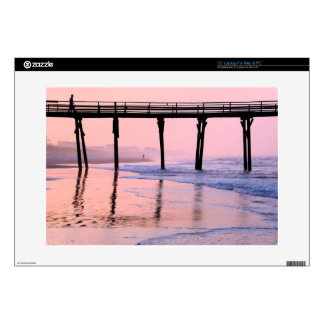 Pier Sunrise Laptop and Netbook Skin