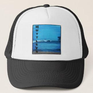 Pier Surfer Trucker Hat