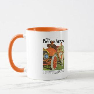 Pierce Arrow Classic Car Mug