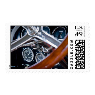 Pierce Arrow Dashboard Postage Stamp