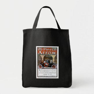 Pierce Arrow Motor Car Grocery Tote  Bag