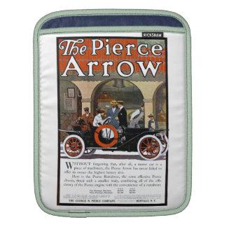 Pierce Arrow Motor Car Sleeve For iPads