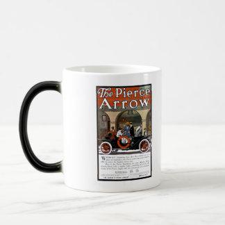 Pierce Arrow Motor Car Magic Mug