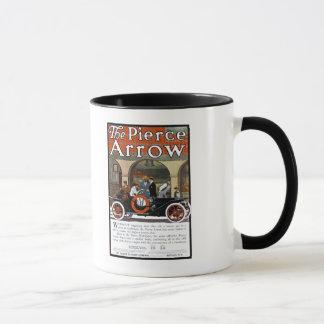 Pierce Arrow Motor Car Mug