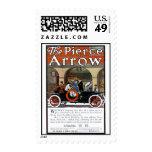 Pierce Arrow Motor Car Postage