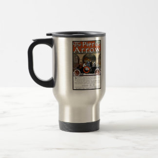 Pierce Arrow Motor Car Travel Mug