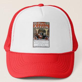 Pierce Arrow Motor Car Trucker Hat