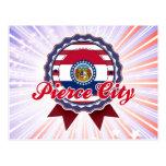 Pierce City, MO Postcards