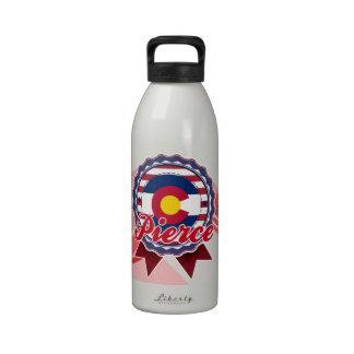 Pierce, CO Botella De Agua