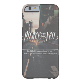 Pierce el caso del iPhone 6/6s del velo Funda Barely There iPhone 6