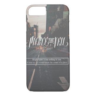 Pierce el caso del iPhone 6/6s del velo Funda iPhone 7