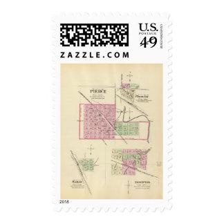 Pierce, Nebraska Stamps