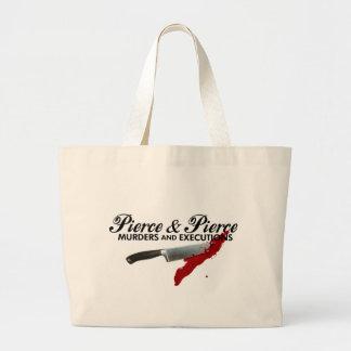 Pierce psico americano bolsa tela grande