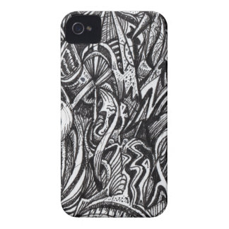Pierced, by Brian Benson iPhone 4 Case-Mate Case