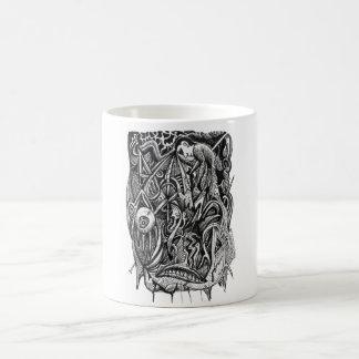 Pierced, by Brian Benson, mug