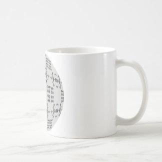 Pierced Circuits Coffee Mug