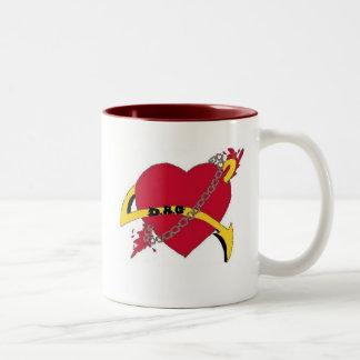 Pierced Heart- Mug