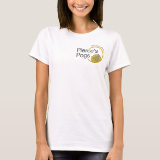 PIERCES POGS LOGO T-Shirt