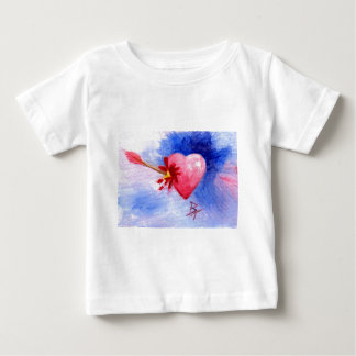 Piercing Heart aceo Infant T-shirt