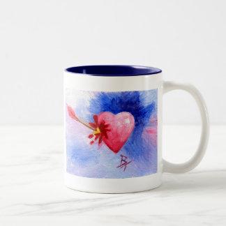 Piercing Heart aceo Mug