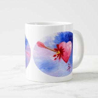 Piercing Heart aceo Specialty Mug