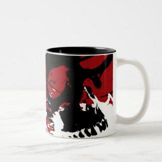 PiercingThorns.mug Two-Tone Coffee Mug