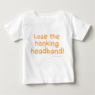 Pierda la camisa del niño de la venda