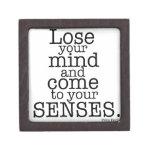 Pierda su mente… cajas de regalo de calidad
