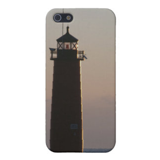 Pierhead Lighthouse At Dawn Cover For iPhone SE/5/5s