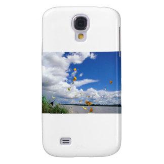 pierides el río Amazonas de las mariposas Samsung Galaxy S4 Cover