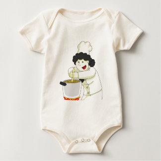 Pierina cook baby bodysuit