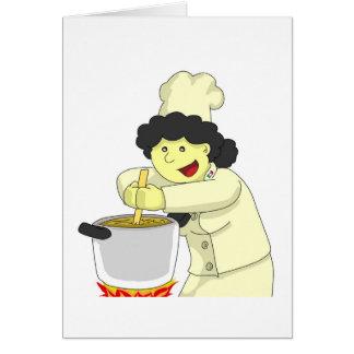 Pierina cook card