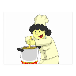Pierina cook postcard