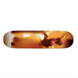 Pierna del anillo en haz de balanza patines