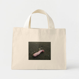Pierna rota contaminación de la muñeca de la playa bolsas