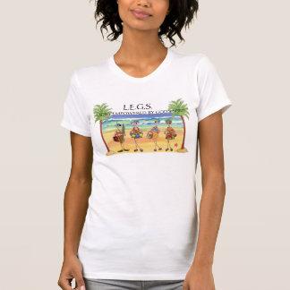 PIERNAS - camiseta Polera