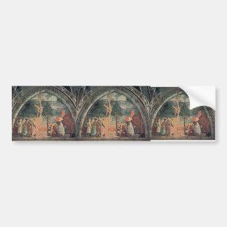 Piero della Francesca- Exaltation of the Cross Bumper Stickers