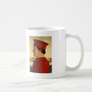 Piero della Francesca- Federigo da Montefeltro Coffee Mug