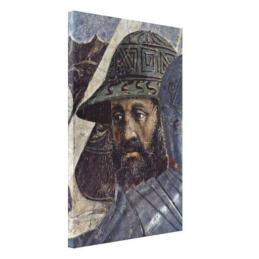 Piero della Francesca - Krieger Lona Estirada Galerias
