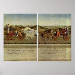 Piero della Francesca - Triumph del duque Póster