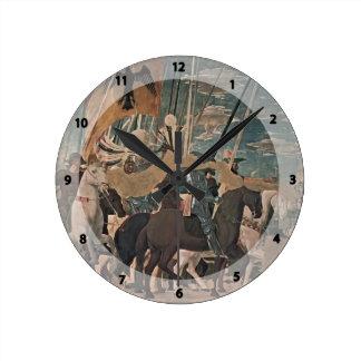 Piero Francisca La victoria de Constantina Relojes