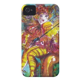 PIERO/noche veneciana del carnaval iPhone 4 Case-Mate Funda