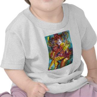 PIERO/noche veneciana del carnaval Camiseta