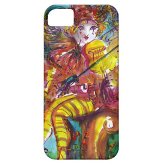 PIERO / Venetian Carnival Night iPhone SE/5/5s Case