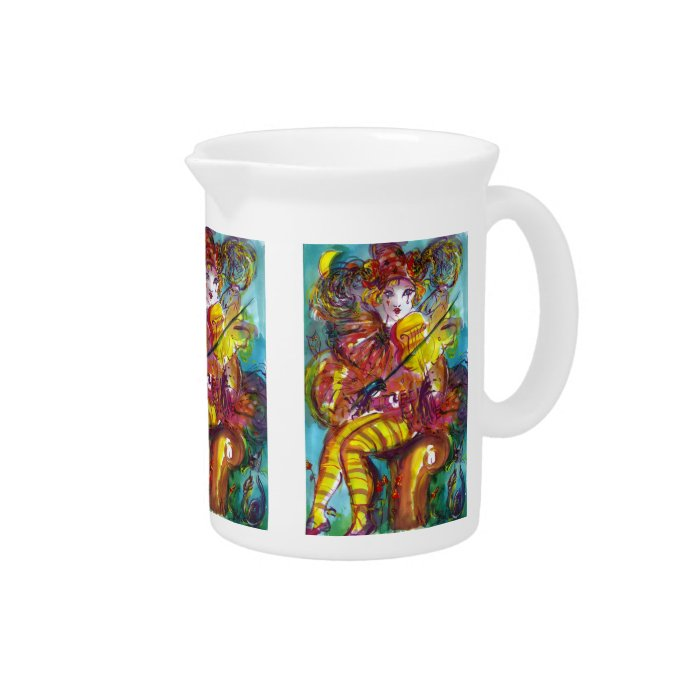 PIERO / Venetian Carnival Night Pitcher
