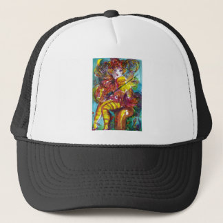 PIERO / Venetian Carnival Night Trucker Hat