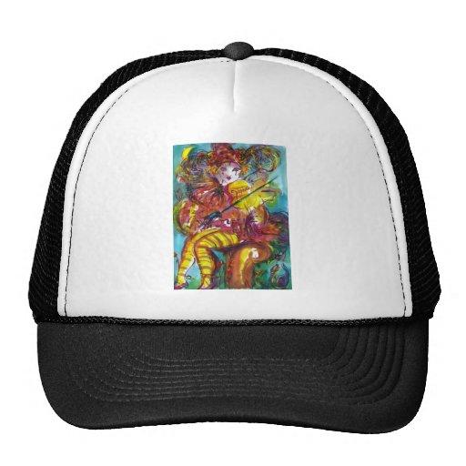 PIERO / Venetian Carnival Night Trucker Hat