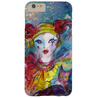 PIERO WITH CAT / Venetian Carnival Barely There iPhone 6 Plus Case