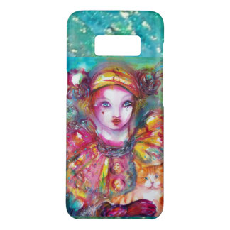 PIERO WITH CAT Venetian Masquerade Masks Case-Mate Samsung Galaxy S8 Case