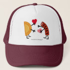 Pierogi & Kielbasa - Valentine's Day Trucker Hat